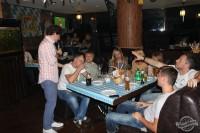 Открытие Октоберфеста 2012 в пивном ресторане Pinta Cerveza