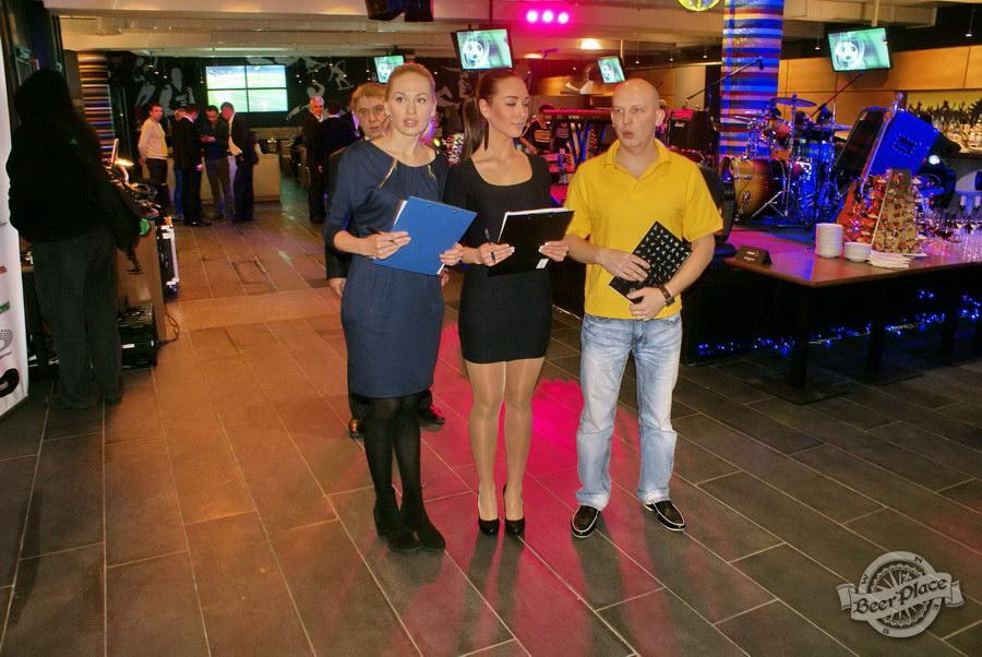 Открытие Olimpiyskiy Sport & Beer. Встреча гостей