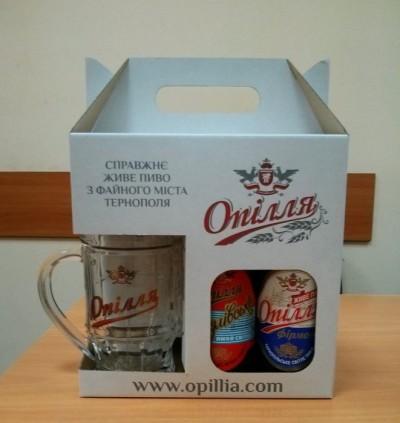 Подарочный набор от Опілля