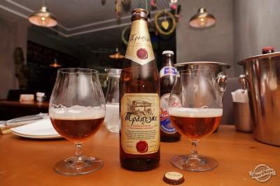 Пиво ППБ Трапезное