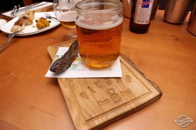 Пиво Опилля Фирменное разливное