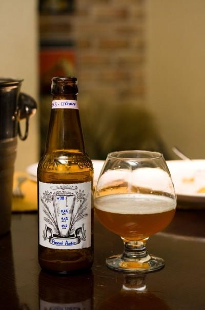 Дегустация домашнего пива Pale Ale (Рыжий амбер) от Ets-Ukraine