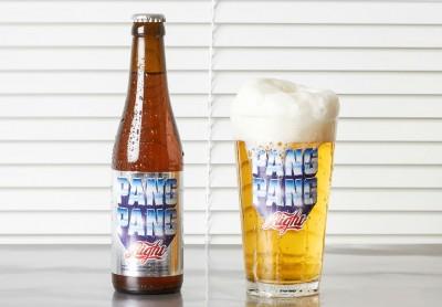 Сверкающий дизайн пива Pang Pang Aight