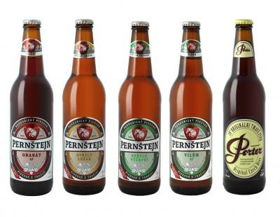 Пиво от Pardubicky pivovar в Мега маркетах