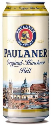 Акция на Paulaner в Billa