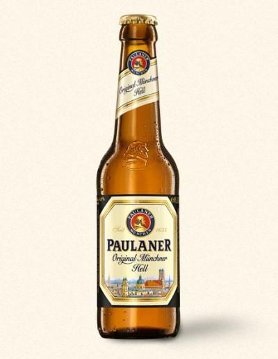Акция на Paulaner Original Münchner Hell в супермаркетах Billa