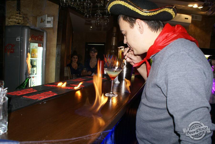 Pinta Cerveza Halloween 2011. Адский коктейль