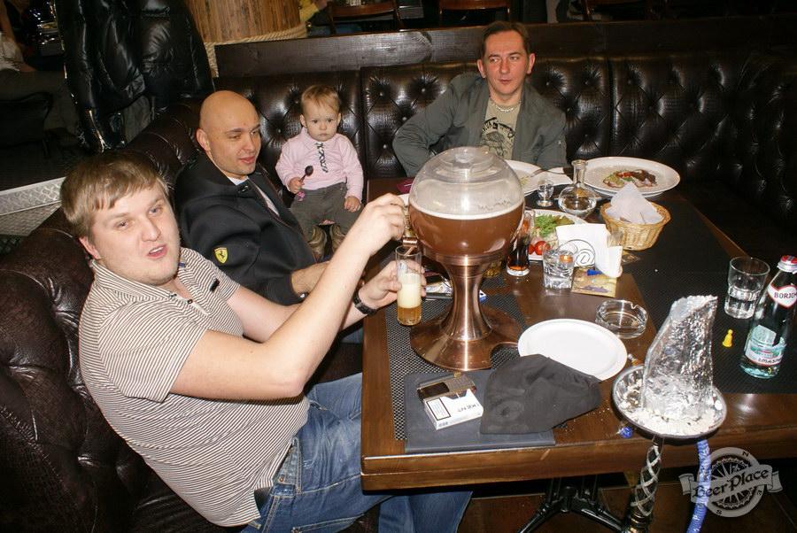 Новогодняя вечеринка в Pinta Cerveza. Пиволюб