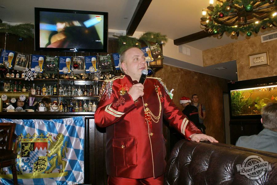 Новогодняя вечеринка в Pinta Cerveza. Сергей Галибин