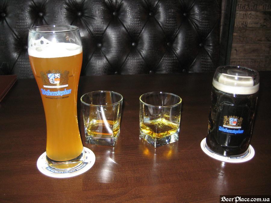 Краш-тест паба Pinta Serveza. Киев. Пиво