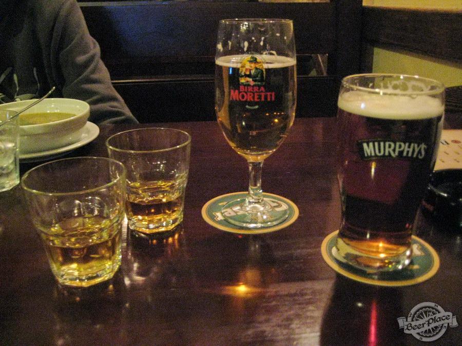 Краш-тест паба Питкин | Pitkin Pub. Фото. Пиво