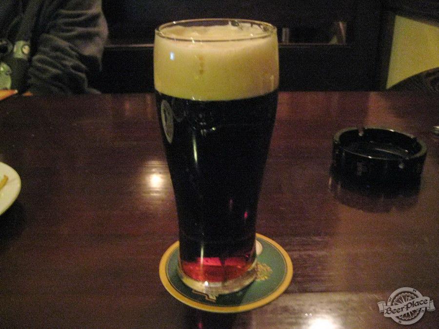 Краш-тест паба Питкин | Pitkin Pub. Фото. Пиво Gosser Dunkel