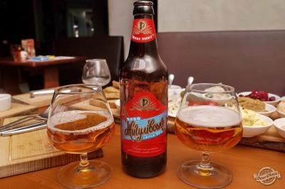 Дегустация украинского регионального пива Жигулівське Рівне