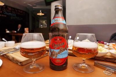 Дегустация украинского регионального пива Жигулівське Опілля