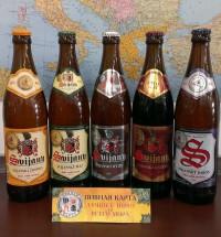 Свежий завоз чешского пива в Пивной карте