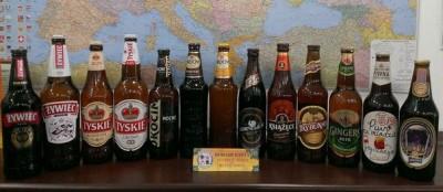 Новый завоз чешского и польского пива в Пивной карте