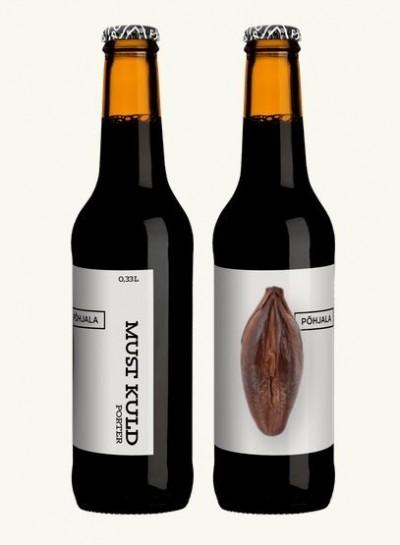 В Эстонии выпустили непристойное пиво