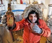 Pole-Axed - первое в мире незамерзающее пиво