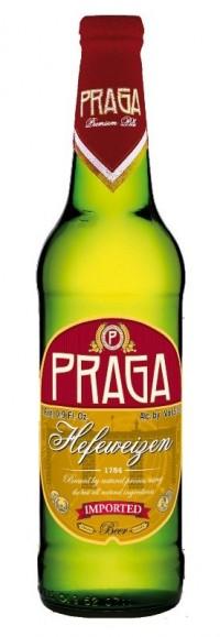Praga Hefeweizen - новинка от Pivovar Samson в Украине