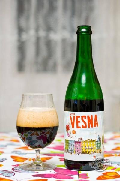 Дегустация пива Lvivska Vesna от Правда. Beer Theatre.