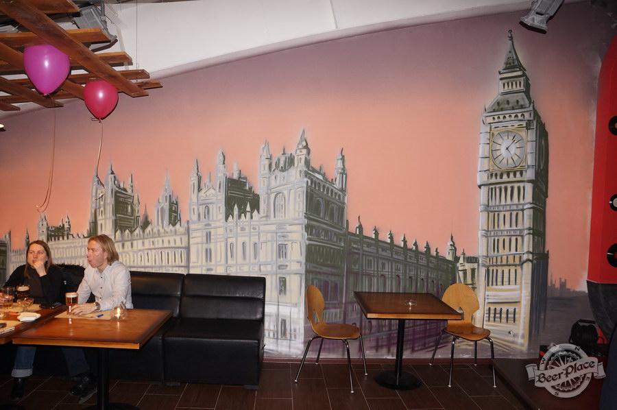 Обзор паба Big Ben | Биг Бен в ТРЦ Dream Town | Дрим Таун. Киев. Биг Бен в Лондоне