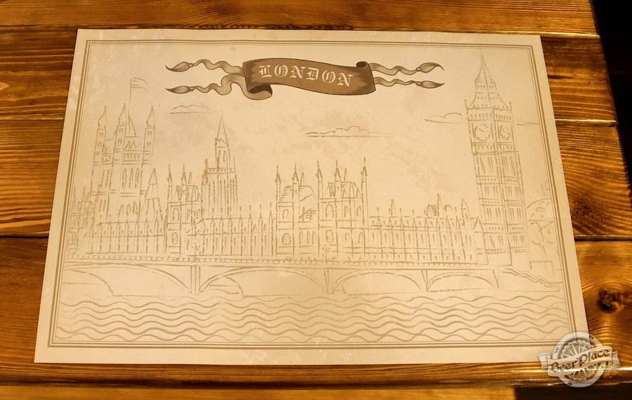 Обзор паба Big Ben | Биг Бен в ТРЦ Dream Town | Дрим Таун. Киев. Фирменные подставки