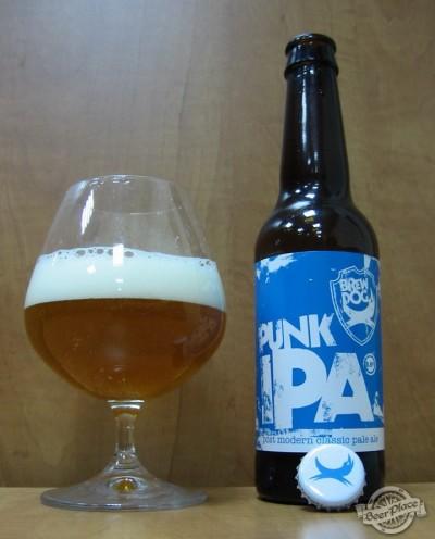 Дегустация Punk IPA от BrewDog