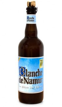 Акция на пиво Blanche de Namur в Сильпо