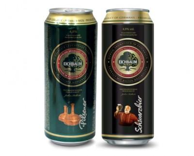 Акция на немецкое пиво Eichbaum в Сильпо