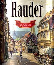 Дегустация пива Rauder Edelhel