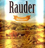 Дегустация пива Rauder Hefeweissbier