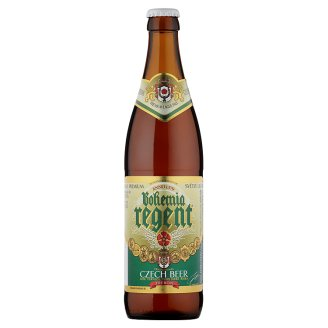 Акция на чешское пиво Bohemia Regent в NOVUS