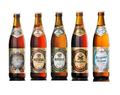 Новинки от Brauerei S.Riegele в МегаМаркете