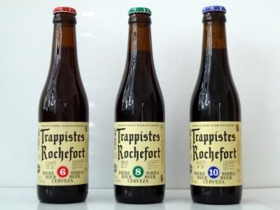 Бельгийское траппистское пиво Rochefort