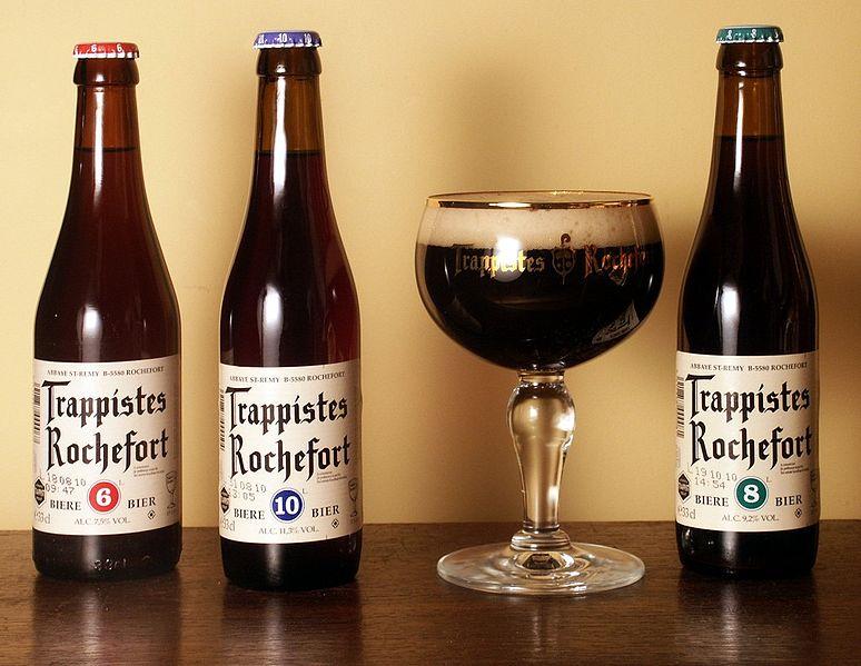 Бельгийское пиво Rochefort