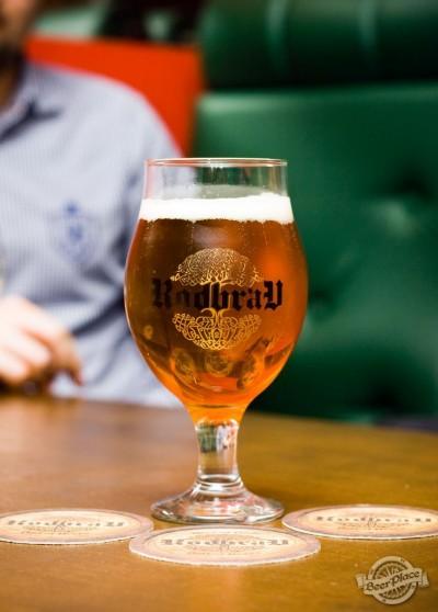 Дегустация пива Rodbrau Bronze