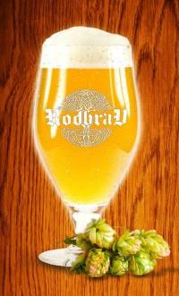Rodbrau Bronze - новый сорт от мини-пивоварни Rodbrau