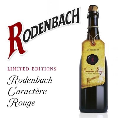 Rodenbach Caractère Rouge - бельгийская новинка от BeerShop.com.ua