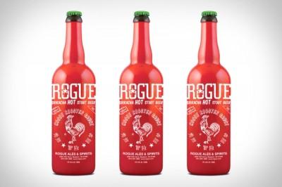 Sriracha Hot Stout Beer - стаут с тайским перцем чили