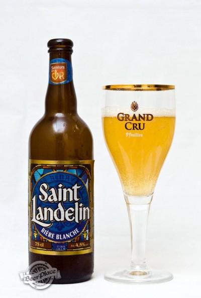 Дегустация пива St. Ladelin Blanche