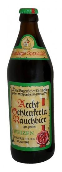 Акция на немецкое копченое пиво Schlenkerla в Сильпо