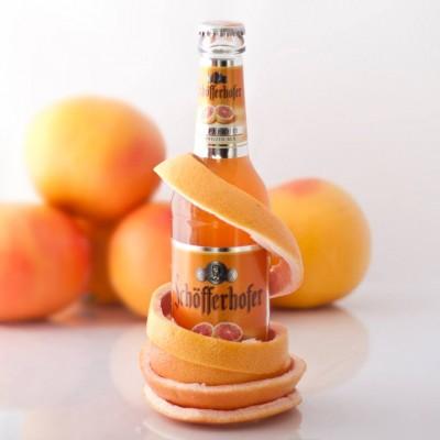Дегустация Schofferhofer Grapefruit