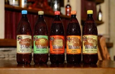Северодонецкое пиво Шале в Киеве