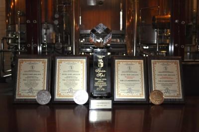 Награды Славутич Шато и остальные победители Свята пива