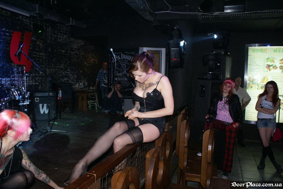 Паб Штольц. Киев. Second Glam-Rock Party In Ukraine. Vice Slice