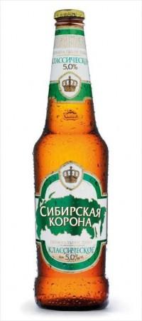 Еще одна попытка продвинуть Сибирскую корону от SUN InBev Ukraine