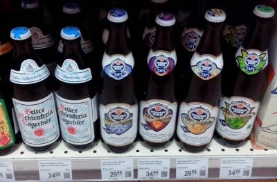 Немецкие новинки собственного импорта в Сильпо