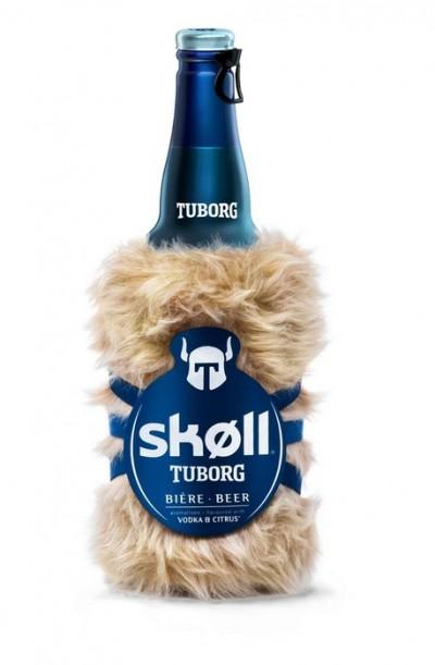 Скандинавский дизайн пива Skøll Møumoüte