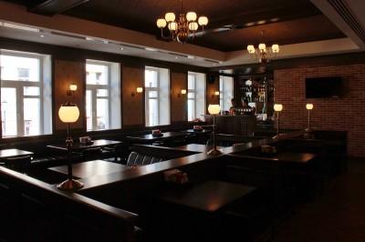 Соломенская пивоварня на Подоле. 2-й этаж