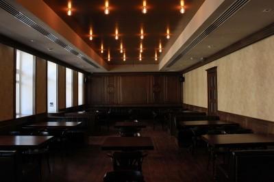 Соломенская пивоварня на Подоле. 3-й этаж